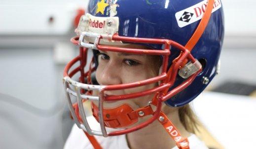 Moja pasja, czyli futbol amerykański moimi oczami